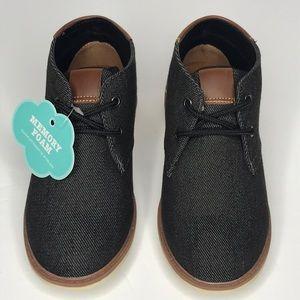 Sonoma Boys Locale Navy Denim Boots Size 12